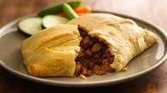 Big & Meaty Sloppy Joe Hand Pies Recipe from Pillsbury.com