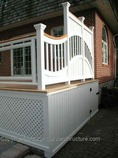 There are lots of pergola designs for you to choose from. You can choose the design based on various factors. First of all you have to decide where you are going to have your pergola and how much shade you want. Deck Building Plans, Building A Porch, Deck Plans, Pergola Plans, Pergola Kits, Pergola Ideas, Patio Ideas, Fence Ideas, Outdoor Ideas