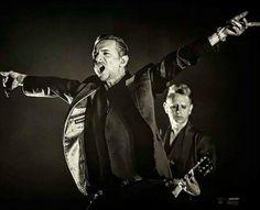 Dave Gahan & Martin L. Gore (Depeche Mode)