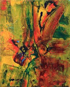 "Saatchi Art Artist Nestor Toro; Painting, ""Distraction from Spring"" #art"