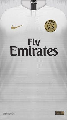 psg nike away shirt wallpaper Football Jerseys, Soccer Kits, Football Kits, Ac Milan Kit, Real Madrid Team, Classic Football Shirts, Soccer Uniforms, Football Design