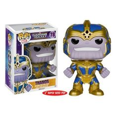 Guardians of the Galaxy Thanos 6Inch Pop Vinyl Bobble Head Figure *** Check out this great product.