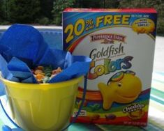 Beach Theme Finger Foods | Kids Beach Party - Surf's Up and So are Fun Times with this Pool Party ...