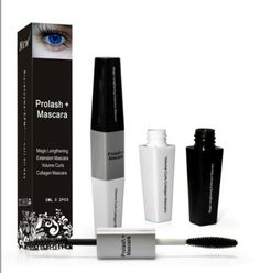 Prolash Eyelash Eye Lash Eyebrow Brow Enhancer Enhancing Lengthening Serum With Collagen Black Mascara Make Up For Full, Long, Thick, Soft, Darker, Natural Eyelashes Lashes 2 In 1 Double Sided 6ml x 2. 7 Days Acting- 2 in 1- Prolash & Mascara 6ml x 2pcs. Magic Thickening and Lengthening- Extension Mascara- Volume Curls- Collagen Mascara. Fortifies The Hair, Noticeably Intensifying Your Expression. Newest Lash Treatment Technology- Eyelashes & Eyebrows. Completely Safe To Use!.