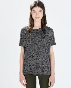 Image 1 of T-SHIRT from Zara