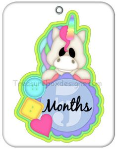 Pregnancy Cluster - Month Five - Treasure Box Designs Patterns & Cutting Files (SVG,WPC,GSD,DXF,AI,JPEG)