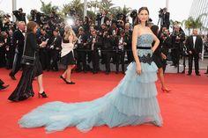 Bianca Balti - Cannes Festival 2016 | Sup3rb