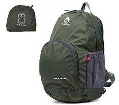 Valgens Lightweight Travel Backpack Packable Daypack Handy Foldable Day Bag *** Visit the image link more details.