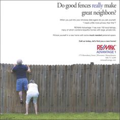Real Estate Ad | RE/MAX Advantage One