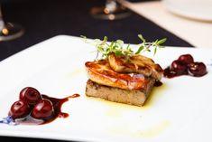 Foie gras poêlé à la griotte Valeur Nutritive, Nutrition, Calories, French Toast, Frozen, Breakfast, Food, Balsamic Vinegar, Parties Food