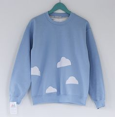 This amazing cloud jumper with a silver lining from my friends over at merrimaking.co.uk    Had my eye on it for ages.