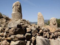 Filitosa Menhirs, Corsica, France, Europe Photographic Print