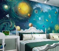 3D Solar System Becks room ideas Pinterest 3d solar system