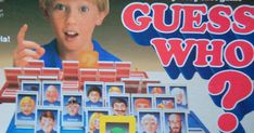 Playing 'Guess Who' in 2018: Social Justice Edition