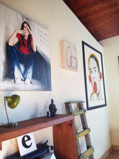 Art in (a) flat