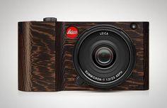 Leica T Wooden Protector Case