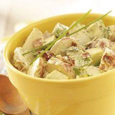Cucina Tex mex: insalata di patate con avocado
