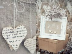 Bunny cross-stitch and paper hearts (Anne Sohier - Fournel)