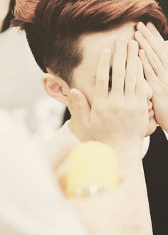 TRYNA ACT CUTE FOR WHAT YOU'RE CUTE ENOUGH ALREADY | EXO D.O