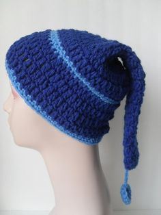 Dark Blue Stocking Hat | Surprise Designs