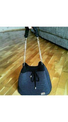 Crochet bag naradan ozel cantam