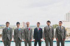新郎ファッション♡ PINK*PINK*WEDDING!