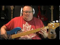 ▶ Hall & Oates Say It Isn't So Bass Cover with Notes & Tablature - YouTube