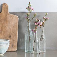 Prachtige oude apothekersflessen - Le petit florilege