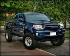 Toyota Tacoma Extended Cab 4X4