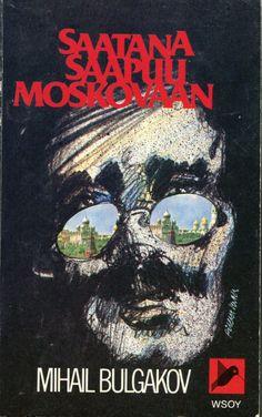 Мастер и Маргарита, Finnish cover by Pekka Loiri.