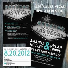 Hey, I found this really awesome Etsy listing at https://www.etsy.com/listing/101114695/fabulous-las-vegas-invitation-suite