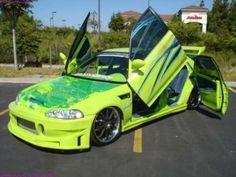 Image of Honda Civic Rims Honda Civic Rims, Honda Hatchback, Honda Cars, Tuner Cars, Jdm Cars, Modified Cars, Car Brands, Honda Accord, My Ride