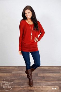 Love our perfect dolman?! Then you will love this sweater version!