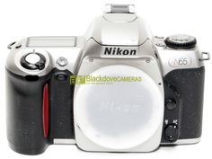 Blackdove-Cameras > Nikon F65 Silver (N65) reflex autofocus a pellicola. Garanzia 12 mesi.