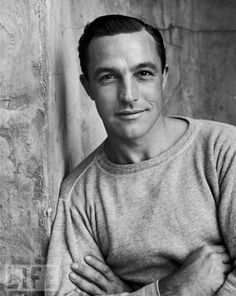 Gene Kelly - I've always loved Singin In The Rain! He made dancing look cool!