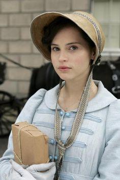 Northanger Abbey (Masterpiece 2007) - starring Felicity Jones as Catherine Morland