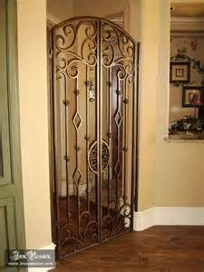 Wrought Iron Gates Indoor - Bing Images