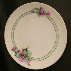 For Sale: J C Bavalia porcelain desert plate - #3292