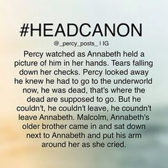 Instagram photo by _percy_posts_ - Headcanon 3 {My Edit Give Credit} Ok so this is another random #headcanon I thought of! If you repost please give creds All of my headcanons are here ➡️ #percypostsheadcanons Please don't use this hashtag I always post 3 headcanons in a row and I have so many people to tag so 1/3 of u is going to be tagged in the 1st headcanon then the other 1/3 in the 2nd then the other other 1/3 on the 3rd so just know that there are 3 headcanons in all u just have to go…