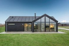 Incredible Danish Wooden House Promoting Industrial Beauty - Interior Design Inspirations