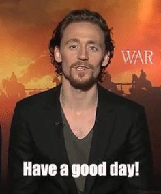 Have a good day gif