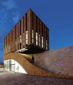 Taschen presents 100 Contemporary Brick Buildings | Wallpaper*