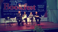 La Bookfest am vorbit și despre volumul ÎNTÂMPLĂRI DESPRE NICIODATĂ de Teodora Gheorghe (Editura EIKON). Video: Valentin Goran.