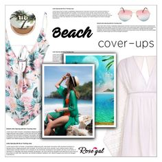 """""""RoseGal #36"""" by shambala-379 ❤ liked on Polyvore featuring Urban Decay"""