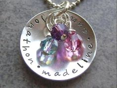 beautiful...  perfect gift for a proud mommy