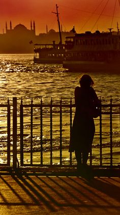 feel the city- Istanbul ...by ivyblue