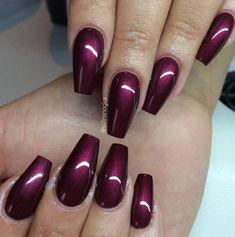 Lilly Nails Black Cherry ❤️
