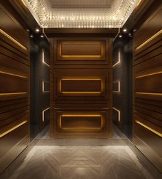 large elevator interior - Google Search