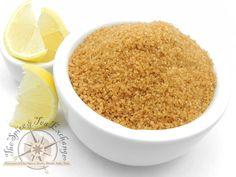 Lemon Sugar...rim an iced tea glass or a daiquiri, add to salads, cookies and cakes!  $4.89