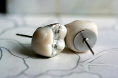 i need these if im going to be a dentist! how cute!
